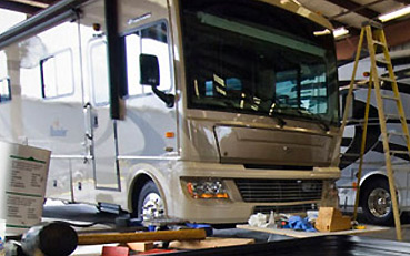 MOT and Motorhome Servicing