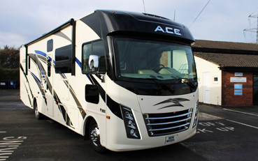 new american rvs for sale