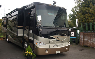 quality used american motorhomes and RVs