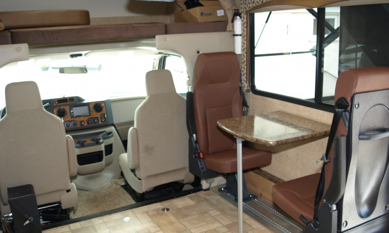 Wheelchair accessible rv 39 s signature motorhomes Handicapped accessible homes for sale