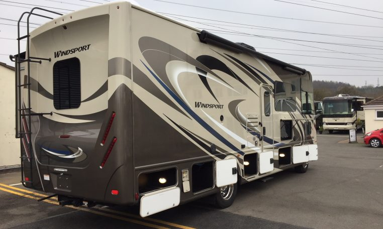 2019 Thor Windsport 27b Signature Motorhomes