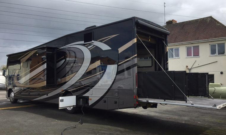 2020 Thor Outlaw A Class Range Signature Motorhomes